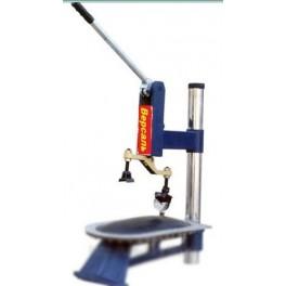Maquina de pegar suelas    ( usada )