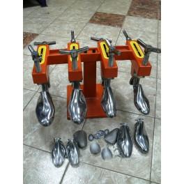 Maquina para ensanchar zapatos AX58  ( usada )