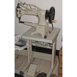 cosedora de calzado eléctrica con bancada GEM346